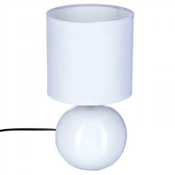 BAIZYN WHITE TABLE LAMP