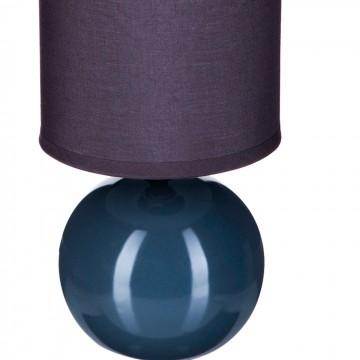 BAIZYN GREY TABLE LAMP