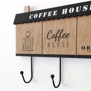 CAFÉ COM 3 GANCHOS