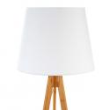 Lámpara de Pie Blanca Estilo Nórdico