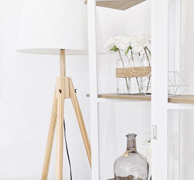 la decoración nórdica basada en el minimalismo y evitar sobrecargar