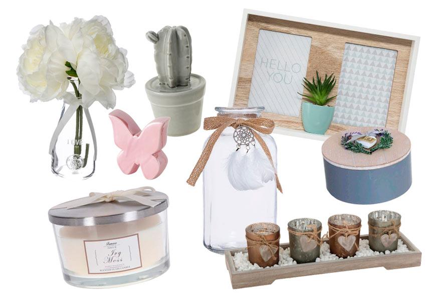 ideas para regalo de decoración