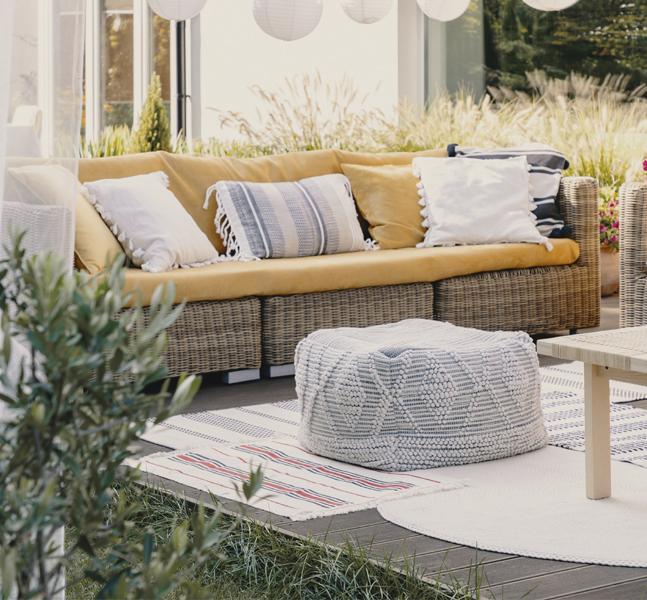 ideas y consejos para decorar tu terraza este verano