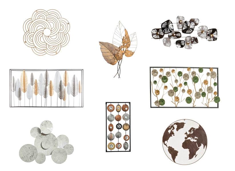 Ideas de decoración de pared con paneles de Casika