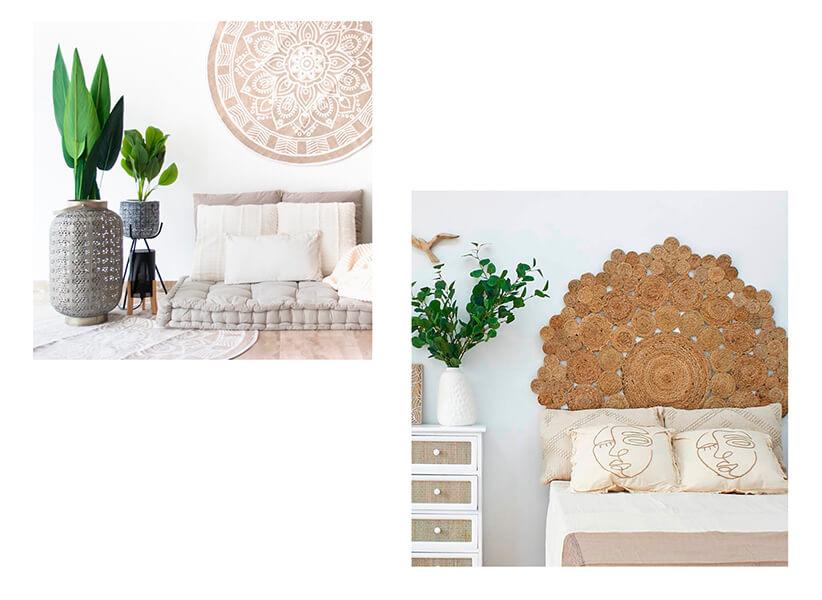 Alfombras para la decoración textil de paredes