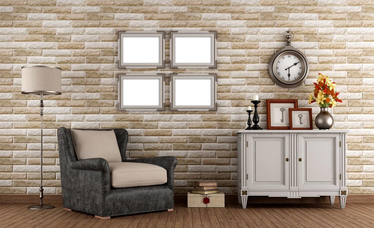 Mezcla de estilos a la orden del d a casika - Decoracion muebles vintage ...