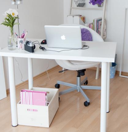 Consejos para crear y decorar tu espacio de trabajo en Decoracion de espacios de trabajo