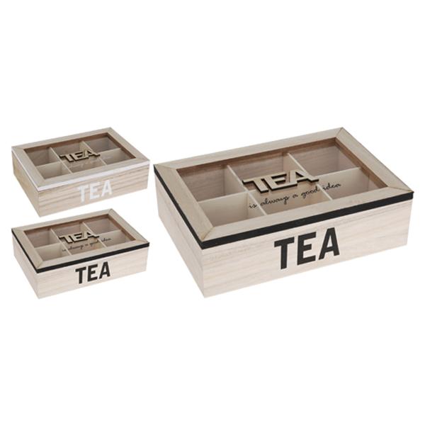 Artículos de organización de madera para la cocina