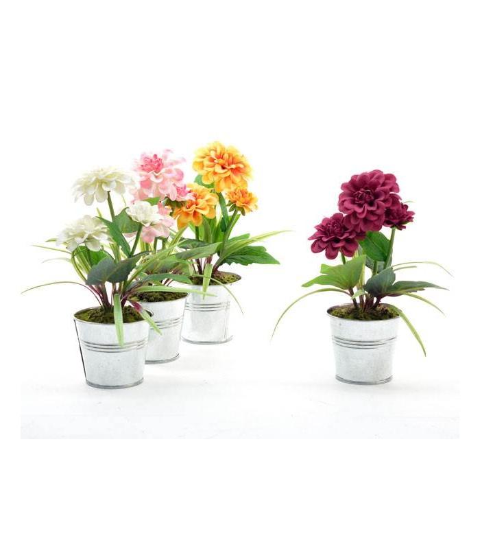 Ideas para la decoración natural del baño con plantas artificiales