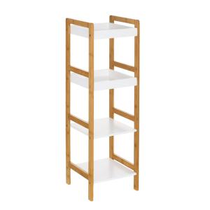 estanteria bambu 4 estantes