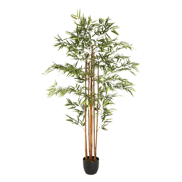 Planta bamb artificial 180 cm casika - Bambu artificial ...