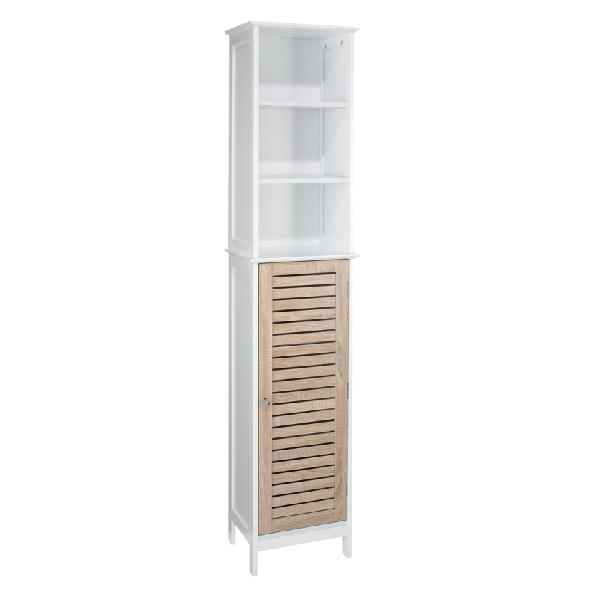Mueble columna madera casika - Mueble columna ...