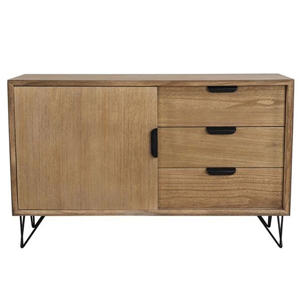 Mueble c moda tv copenhague casika for Comoda mueble