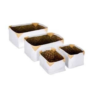 set-4-cutii-depozitare-din-rachita-alb