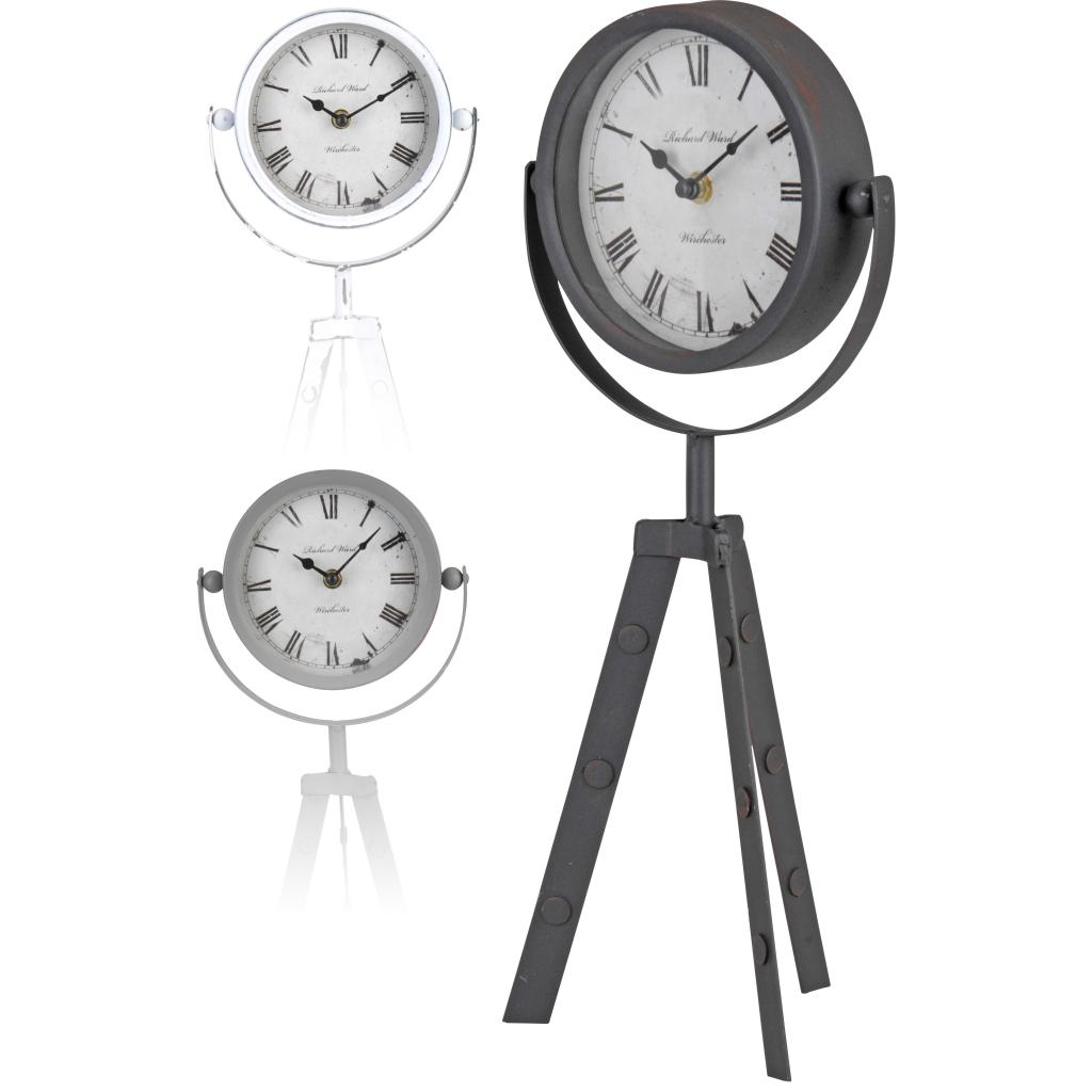 Reloj de mesa tr pode 42 cm casika for Reloj digital de mesa